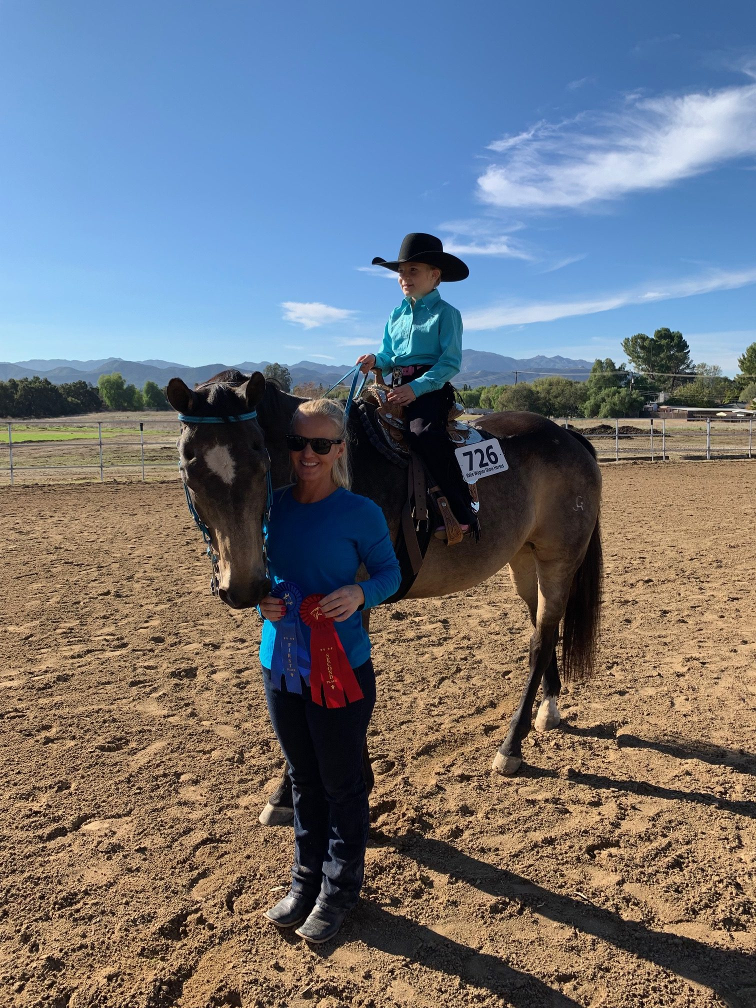 BOARDING – Rutherford Ranch